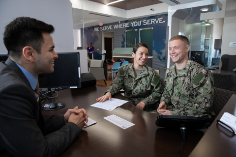 The goal of Guiding Your Mission is to create more awareness about the importance of financial and career planning among the military community. (Photo: Business Wire)