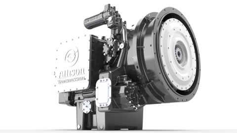 Allison Transmission FracTran™ will drive productivity and deliver sustainability for fracturing fleets. (Photo: Business Wire)