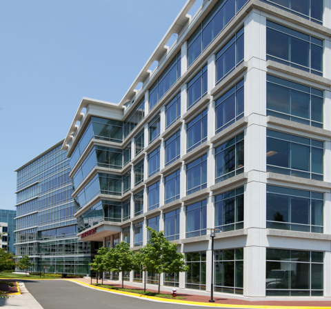KBS Signs Long-Term Lease Renewal at Dulles Station East in Herndon, Virginia (Photo: Business Wire)