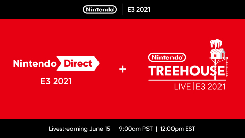 While this year's E3 is going virtual, everyone is invited to tune in to Nintendo's digital activities on June 15. (Graphic: Business Wire)