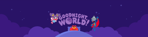 Headspace and Sesame Workshop Team Up to Help Kids Wind Down with Goodnight, World! Podcast, Launching June 13 (Graphic: Business Wire)