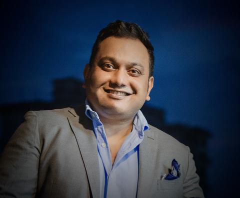 L'expert régional en cyber sécurité Shenoy Sandeep rejoint Cyble en tant que Directeur régional - dans la région du Moyen-Orient, de la Turquie et de l'Afrique. (Photo : Business Wire)