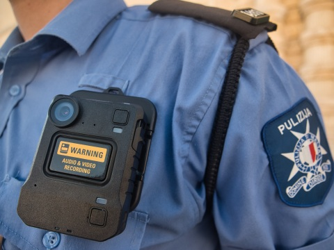 Malta Police Motorola Solutions (Photo: Business Wire)