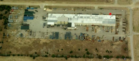 Aerial view of Durant facility. (Photo: Business Wire)