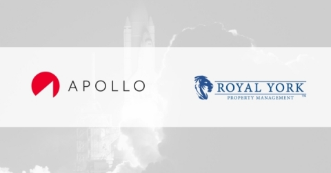 APOLLO Insurance has partnered with Royal York Property Management to offer digital insurance products, tailored to both tenants of properties managed by Royal York, as well as landlords. (Photo: Business Wire)