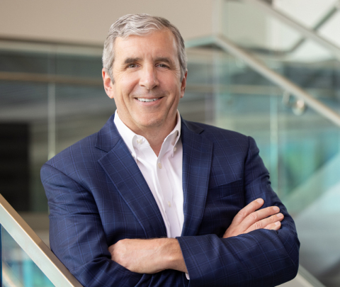 Dave Regnery, current president and chief operating officer for Trane Technologies, has been named chief executive officer and will join the Board of Directors, effective July 1, 2021 (Photo: Business Wire)