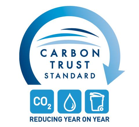 Carbon Trust 'Triple Standard' Label