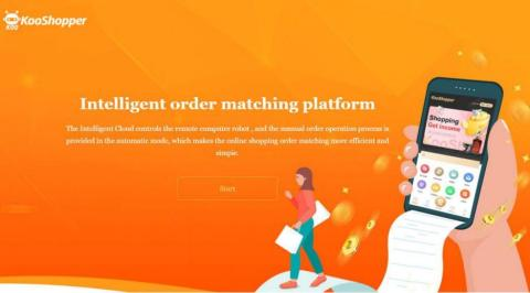 KooShopper has set up a new cross-border shopping model (Graphic: Business Wire)