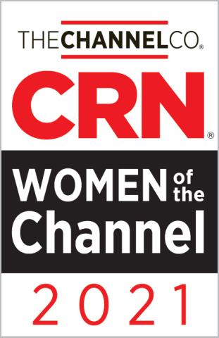 2021 CRN Women of the Channel (Graphic: Business Wire)