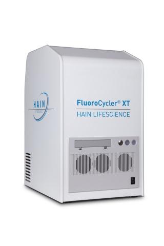 FluoroCycler® XT - High performance PCR system for innovative mid-plex LiquidArray assays (Photo: Business Wire)