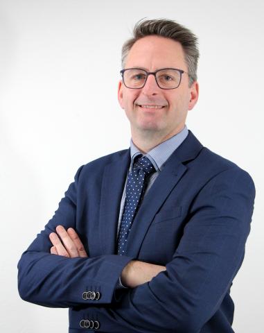 Alex Ludvigsen, Business Unit Director – Modular (Photo: Business Wire)