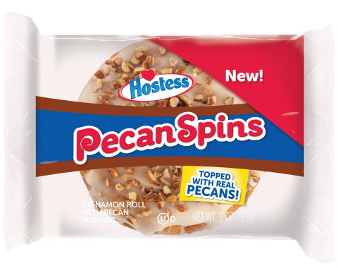 Hostess® Pecan Spins (Photo: Business Wire)