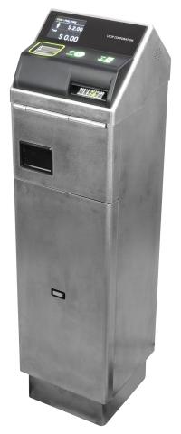 "LECIP Inc's brand-new ""LF-7000"" farebox (Photo: Business Wire)"