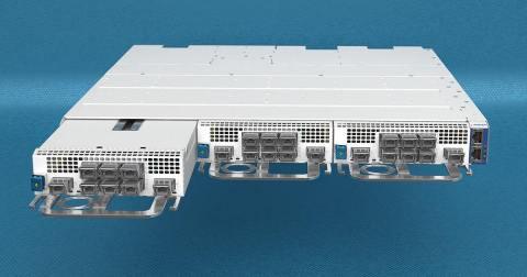 ADVAs CoreChannel™ überträgt 800G-Datenkanäle 50% weiter als alle konkurrierenden Lösungen (Photo: Business Wire)