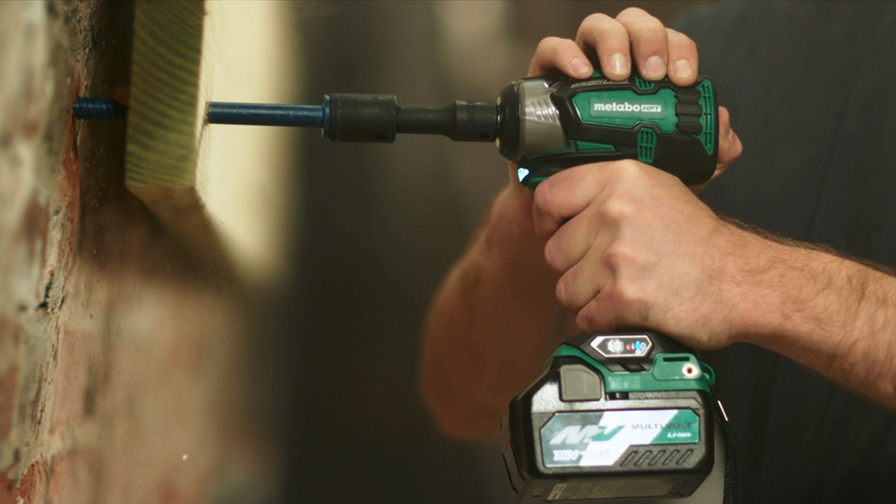 Metabo HPT presents the MultiVolt System of Cordless Power Tools where versatility is key. Whatever way a user wants to GO, Metabo HPT is there with one simple system that unites 18V and 36V tools with the long lasting and powerful MultiVolt battery that powers everything cordless. It's backed by Metabo HPT's ongoing Lifetime Lithium Ion tool body warranty and 2-year Lithium Ion battery warranty.