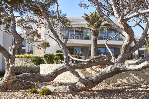 7Pines Resort Ibiza Exterior (Photo: Business Wire)