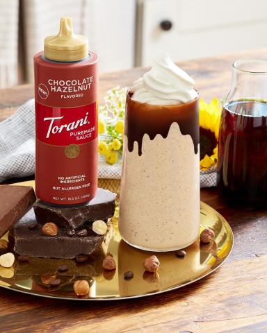 Torani Puremade Chocolate Hazelnut Sauce (Photo: Business Wire)