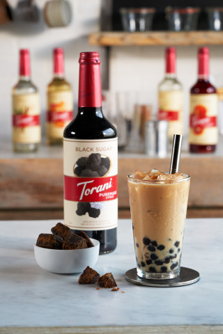 Torani Puremade Black Sugar Syrup (Photo: Business Wire)