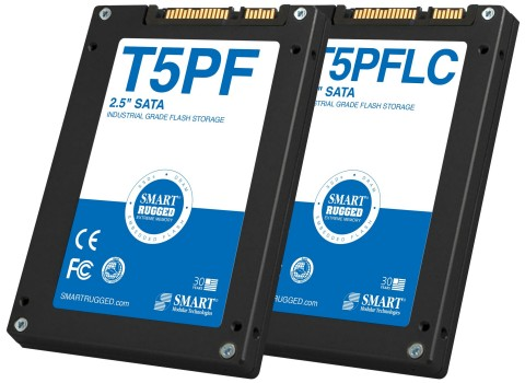 SMART Modular's RUGGED T5PFLC SSDs include FIPS140, which protects sensitive data against cyber-attacks and provides the ability to change the components around the FIPS controller and still be FIPS compliant. (Photo: Business Wire)