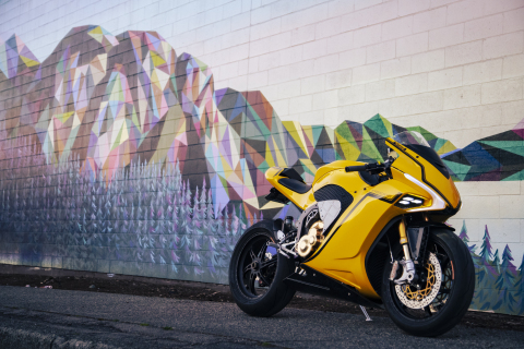 Damon Motors Aims to Electrify Latin America on Two Wheels (Photo: Business Wire)