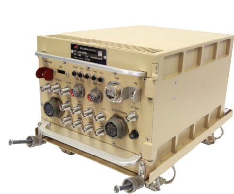 Spectranetix CMOSS/SOSA-Aligned SX-920 Series OpenVPX Chassis for Electronic Warfare and Secure Tactical Communications in US Army Vehicles (Photo: Business Wire)
