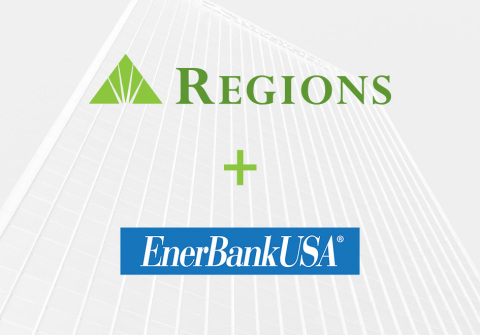 Regions Bank's acquisition of home improvement lender EnerBank USA will further Regions' strategy to serve as the premier lender to homeowners. (Graphic: Business Wire)