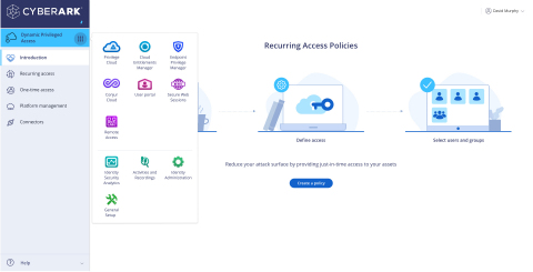Protect all identities in one unified experience with the CyberArk Identity Security Platform (Graphic: Business Wire)