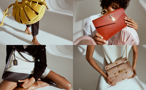 The partnership between Mytheresa and Vestiaire Collective aims to drive the fashion industry's shift towards more sustainable practices. (Photo: Business Wire)