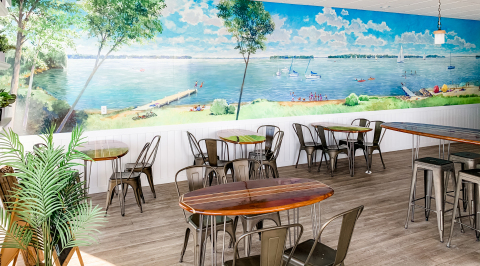 The flagship location of Nautical Bowls is located in Minnetonka, Minn. (Photo: Business Wire)