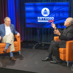ENTREVISTA EXCLUSIVA CON EL SENADOR CHARLES SCHUMER EN ESTUDIO DC CON GERSON BORRERO SALDRÁ AL AIRE 10 DE JUNIO