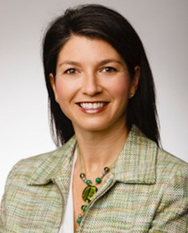 Jennifer McCaughey, 2021 CIRI Fellow (Photo: Business Wire)