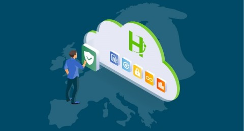 Cohesity Brings Backup as a Service to Europe (Graphic: Business Wire)