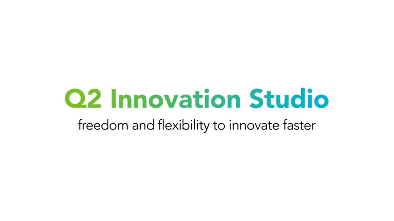 Announcing Q2 Innovation Studio