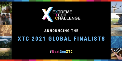 Announcing the XTC 2021 Global Finalists (Graphic: Business Wire)
