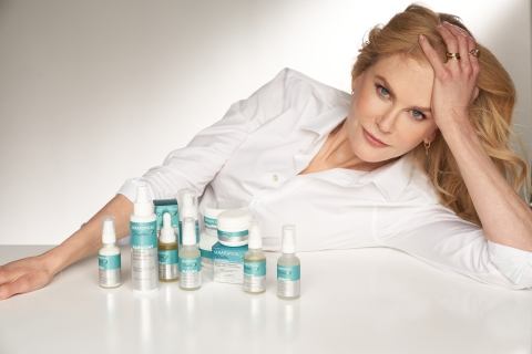 Nicole Kidman and Sera Labs Inc., a CURE Pharmaceutical Company, launch Seratopical Revolution. (Photo: Business Wire)