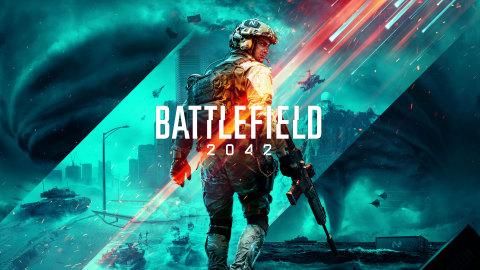Battlefield 2042 Key Art (Graphic: Business Wire)