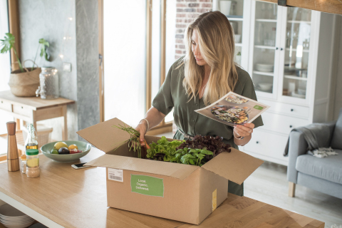 Special offers through DoorDash, HelloFresh, Lyft, Fandango and ShopRunner are available to Luxury Card members through September 2022. (Photo: Business Wire)