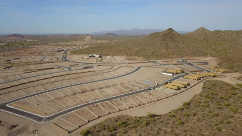 IHP Capital Partners and Värde Partners plan to deliver 520 single-family lots within Northpointe at Vistancia to homebuilders in 2021. (Photo: Business Wire)