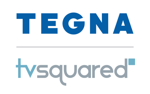 TEGNA and TVSquared are providing advanced, always-on, cross-platform analytics to advertisers to better understand TV's impact and effectiveness. (Graphic: Business Wire)