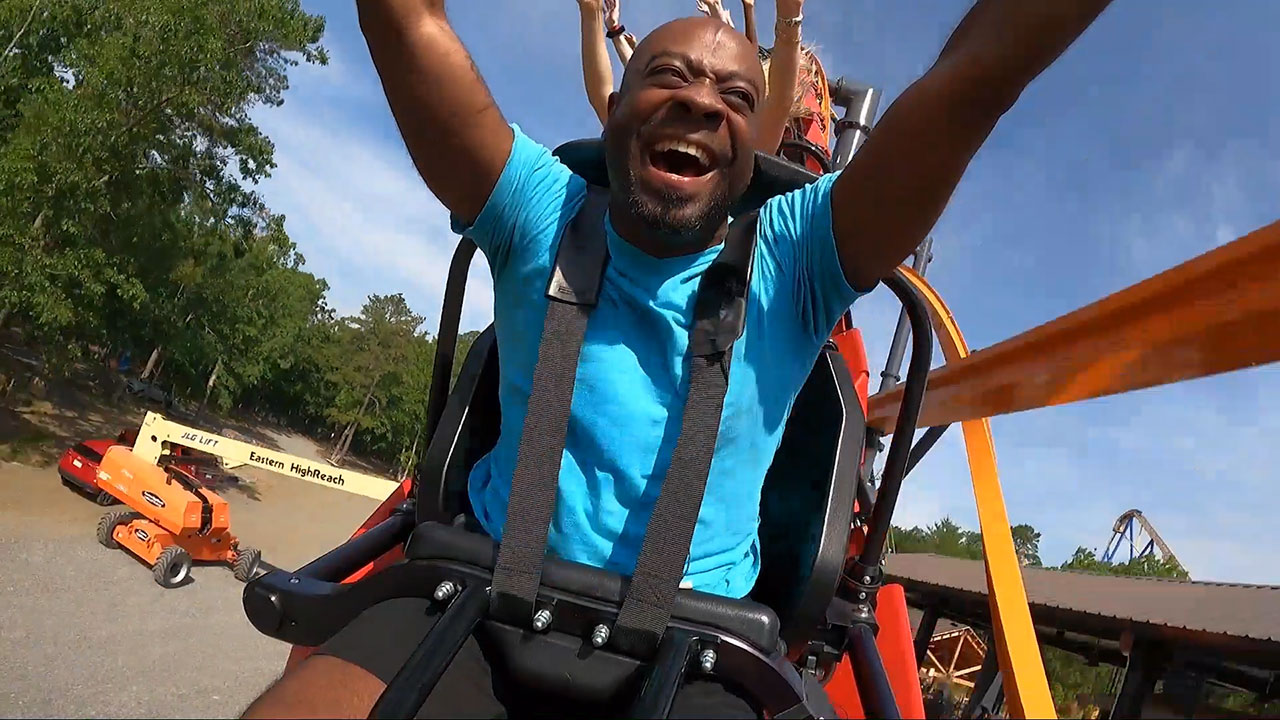 Six Flags Great Adventure Announces Opening of Triple World Record-Shattering 'Jersey Devil Coaster'