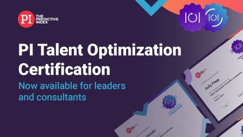 The talent optimization certification prvides business leaders, HR strategists, and consultants with the foundation and knowledge to help their organizations thrive under any circumstances-from explosive growth to unprecedented uncertainty. (Graphic: Business Wire)