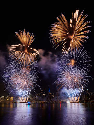Macy's 4th of July Fireworks®, America's biggest Independence Day celebration is back, live from New York City. (Photo: Business Wire)