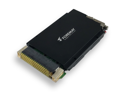 VPX Rugged SSD NVMe PCIe Military Aerospace Solid State Drives Foremay (Photo: Business Wire)