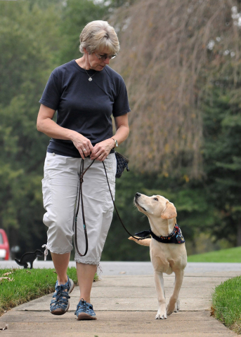 Michele Khol, Woofie's Reston-Herndon Dog Trainer (Photo: Business Wire)