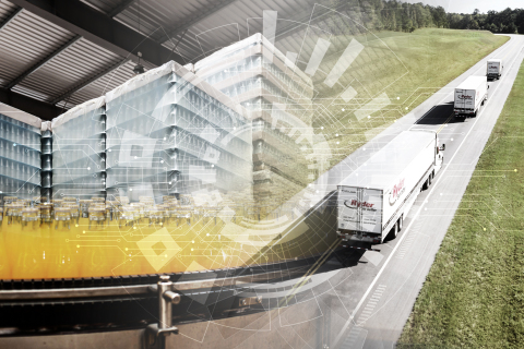 Ryder recognized for proprietary technology, last-mile delivery, and cross-border solutions; positioned in the