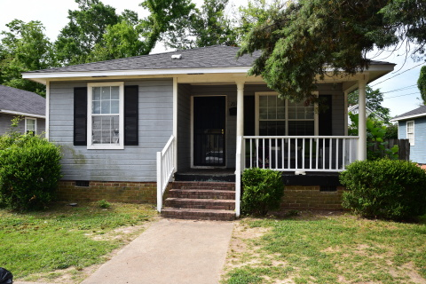 A Special Needs Assistance Program subsidy provided by BankPlus and the Federal Home Loan Bank of Dallas funded repairs for a Jackson, Mississippi, homeowner. (Photo: Business Wire)