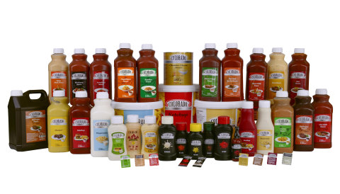 Assan Foods manufactures and sells a wide range of products, including those that appeal to a variety of international cuisines and are sold under brands including Colorado. The Kraft Heinz Company announced today that it has reached an agreement to purchase Assan Foods from privately held Turkish conglomerate Kibar Holding. (Photo: Assan Foods)