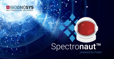 Spectronaut - The gold standard for DIA proteomics analysis (Graphic: Business Wire)