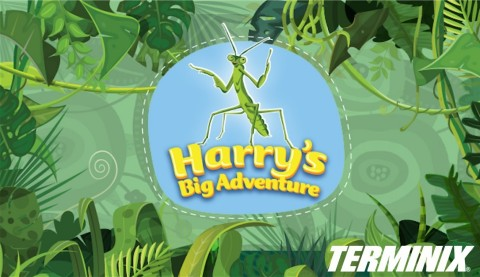 Terminix recently re-launched its Harry's Big Adventure program, a K-6 educational website and curriculum dedicated entirely to teaching students about the exciting world of insects. (Graphic: Business Wire)