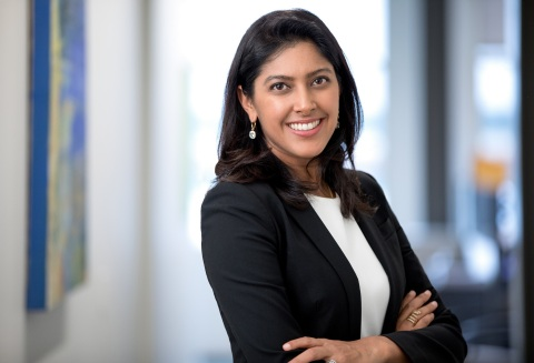 Dr. Brinda Balakrishnan, newly appointed Director to the Aurinia Pharmaceuticals Board. (Photo: Business Wire)